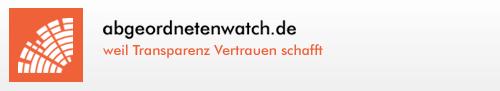 Unter www.abgeordnetenwatch.de kann man jeden Bundestagesabgeordneten öffentlich (unbequeme) Fragen stellen.
