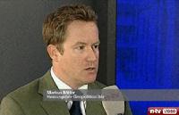 Markus Miller im ntv-Interview