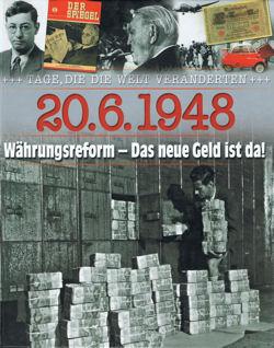 Buchcover 20.6.1948 - Währungsreform