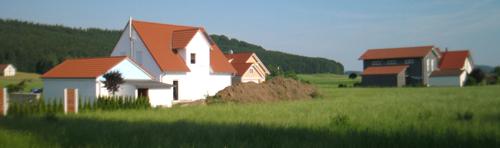 Immobilie auf dem Land