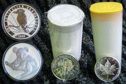 silbermünzen empfehlung