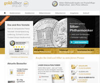 Gold und Silber-Shop