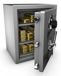 EU-Bürger lagern zunehmend Gold in der Schweiz.