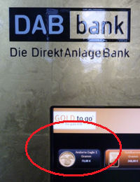 DAB Goldautomat