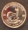 Krügerrand 2009