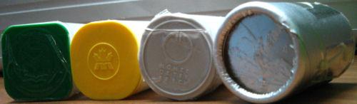 Tubes mit Silbermünzen verkauft man nicht bei Kursschwankungen. Gut so.