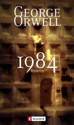 Roman 1984 von George Orwell
