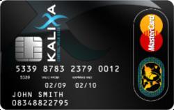 Virtuelles Konto mit Kreditkarte