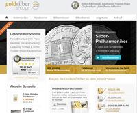 Gold und Silber-Shop