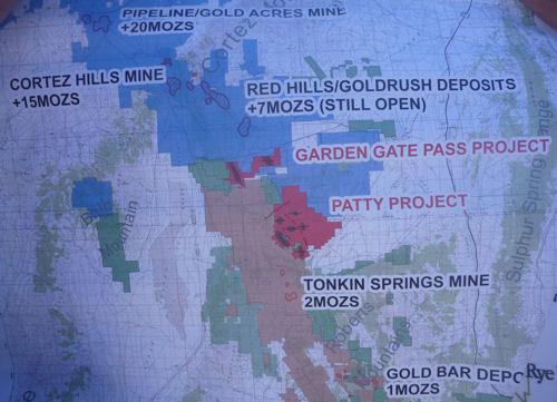 Garden Gate Pass Project
