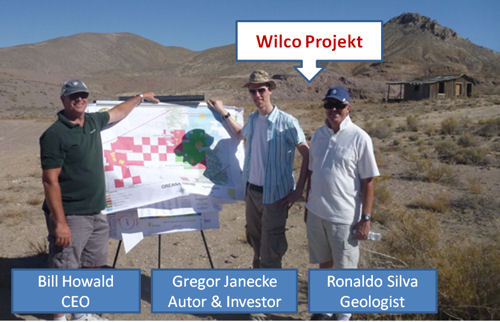 Wilco Project von Rye Patch Gold